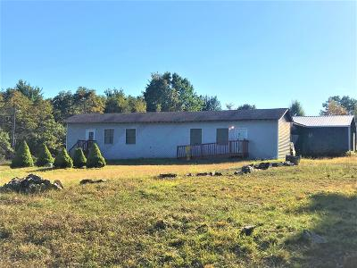 Blakeslee Single Family Home For Sale: 4111 115 Rte