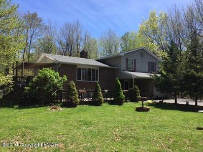 Jim Thorpe Single Family Home For Sale: 121 Cold Spring Dr