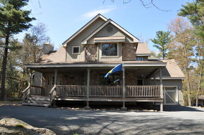 Lake Harmony Single Family Home For Sale: 12 Chestnut