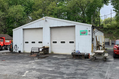 Stroudsburg Commercial For Sale: 130 Fable Flats Rd
