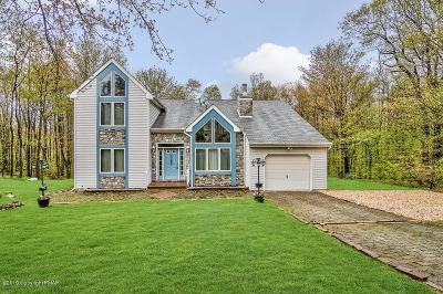Monroe County Single Family Home For Sale: 4160 Hickory Rd