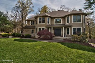 Stroudsburg Single Family Home For Sale: 5205 Boxwood Ln