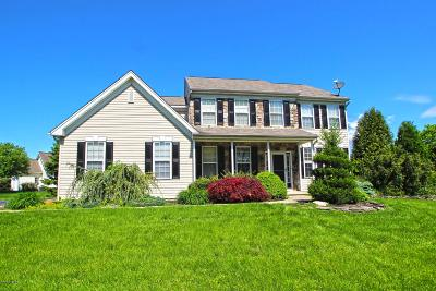 Lehigh County, Northampton County Single Family Home For Sale: 1760 Blossom Hill Rd