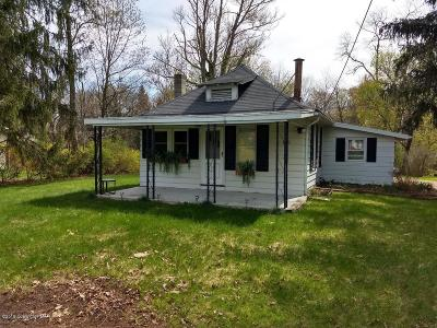 Single Family Home For Sale: 330 Carlton Rd