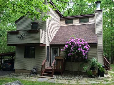 East Stroudsburg Single Family Home For Sale: 5618 Cub Ln