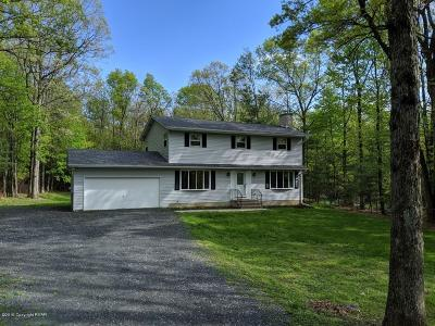 Saylorsburg Single Family Home For Sale: 148 Pine Hollow Rd