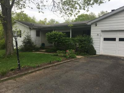 Monroe County Single Family Home For Sale: 621 Post Hill Rd