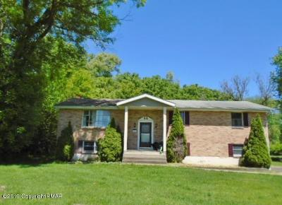 Lehigh County, Northampton County Single Family Home For Sale: 7796 Martins Creek Belvidere Hwy