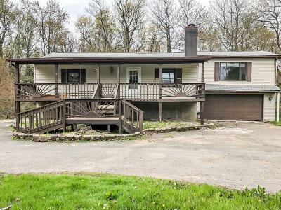 Long Pond Single Family Home For Sale: 126 Roads End