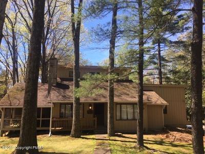 Lake Harmony Single Family Home For Sale: 502 Moseywood Rd