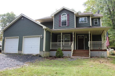 East Stroudsburg Single Family Home For Sale: 1279 Lace Dr