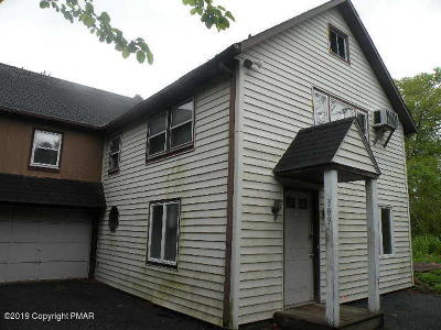 Bangor Single Family Home For Sale: 309 Washington Blvd
