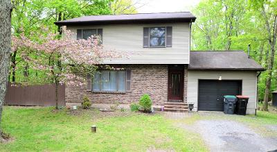 East Stroudsburg Single Family Home For Sale: 59 Lenape Dr