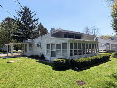 Kunkletown Single Family Home For Sale: 5613 Spruce Ln