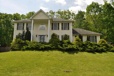 Stroudsburg Single Family Home For Sale: 721 Horizon Dr