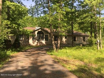 East Stroudsburg Single Family Home For Sale: 126 Cathleen Dr