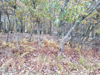 Bushkill Residential Lots & Land For Sale: Pocono Mountain Lake Dr