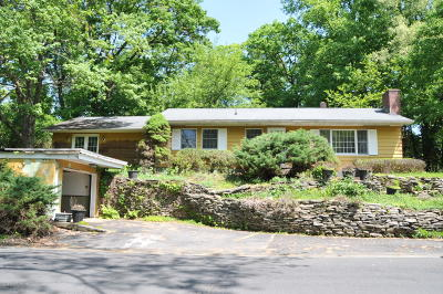 East Stroudsburg Single Family Home For Sale: 128 Berwick Heights Rd