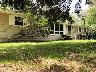 Blakeslee Single Family Home For Sale: 307 Hamilton Ln