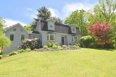 East Stroudsburg Single Family Home For Sale: 600 Resica Falls Road