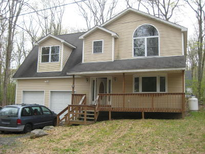 East Stroudsburg Single Family Home For Sale: 6133 Ash Rd