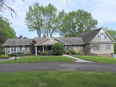 Monroe County Single Family Home For Sale: 602 Fish Hill Rd