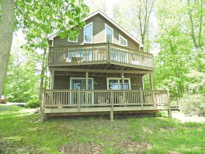 East Stroudsburg Single Family Home For Sale: 436 Lakeside Dr