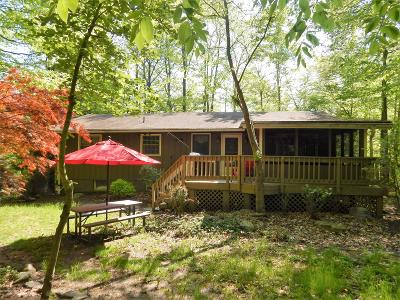 Pocono Pines Single Family Home For Sale: 1122 Redwood Terrace