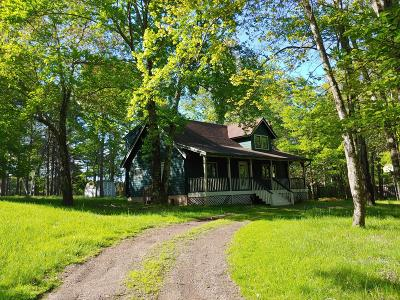 Canadensis Single Family Home For Sale: 140 Lake Rd