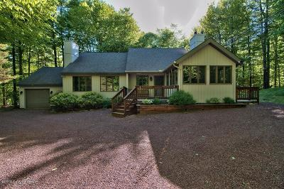 Pocono Pines Single Family Home For Sale: 1161 Deer Run