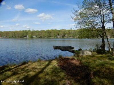 Pocono Lake Single Family Home For Sale: 1612 Locust Ln