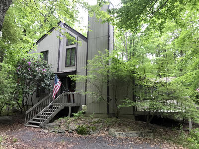 Timber Trails Single Family Home For Sale: 201 Leatherstocking Lane