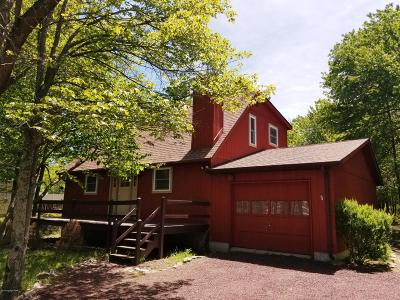 Monroe County Single Family Home For Sale: 1254 Clover Rd