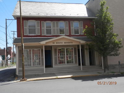 Stroudsburg Commercial For Sale: 16 S 7th St
