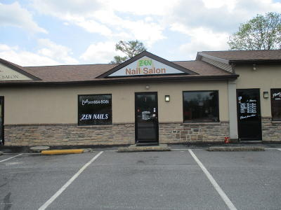 East Stroudsburg Commercial For Sale: 106 Columbia Dr