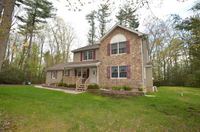 Kunkletown Single Family Home For Sale: 116 Hummingbird Ln
