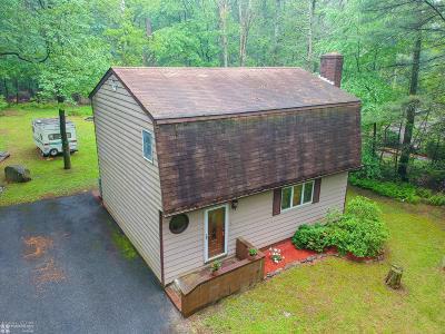 Saylorsburg Single Family Home For Sale: 170 Robbins Ln