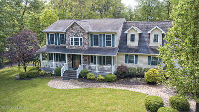 Stroudsburg Single Family Home For Sale: 114 Witch Hazel Way
