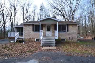 Effort Single Family Home For Sale: 1718 Donalds Rd