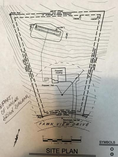 Brodheadsville Residential Lots & Land For Sale: Lot #21 Fawn View Road