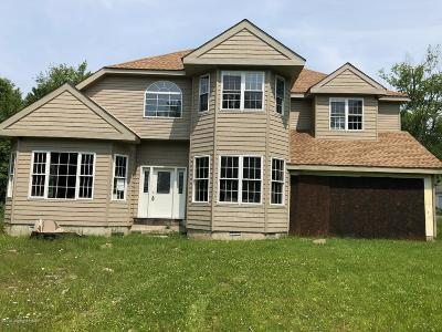 Tobyhanna Single Family Home For Sale: 611 Feather Ln