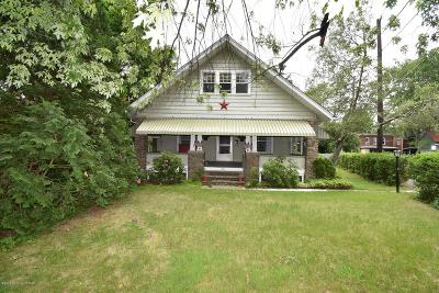 Stroudsburg Single Family Home For Sale: 519 Brown Street