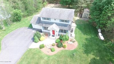 Blakeslee Single Family Home For Sale: 130 Heather Dr