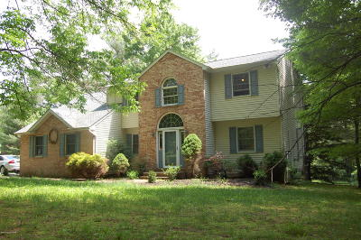 Saylorsburg Single Family Home For Sale: 204 Pearson Ln