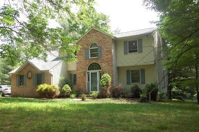 Monroe County Single Family Home For Sale: 204 Pearson Ln