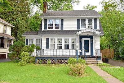 Stroudsburg Single Family Home For Sale: 772 Bryant Street