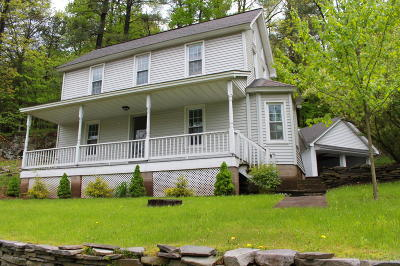 Single Family Home Sold: 2252 Paradise Trl