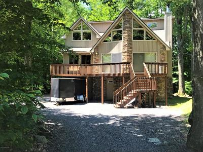 Pocono Lake Single Family Home For Sale: 226 Fawn Rd