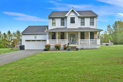 Palmerton Single Family Home For Sale: 650 Firehouse Rd