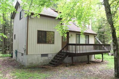 Arrowhead Lakes Single Family Home For Sale: 201 Tenicum Trl